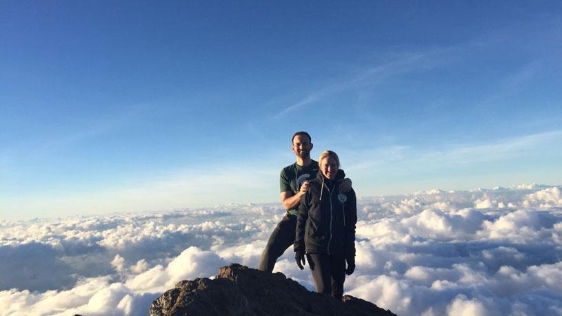 Mount Agung Trekking, Mount Agung sunrise trekking, Bali sunrise trekking, Agung volcano trekking, Agung volcano sunrise trekking, Mount Agung hiking. Mount Agung Trekking via Besakih Temple, Mount Agung Trekking via Pasar Agung temple.
