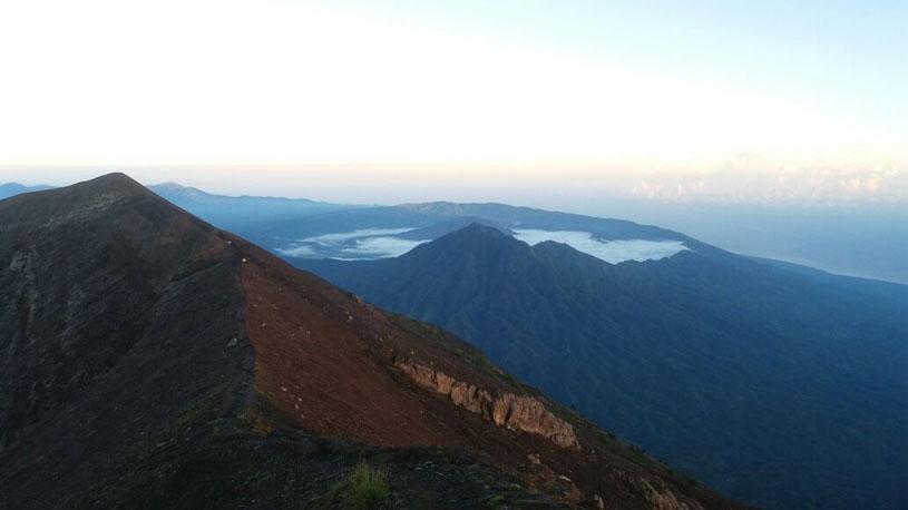Mount Agung Trekking via Besakih temple