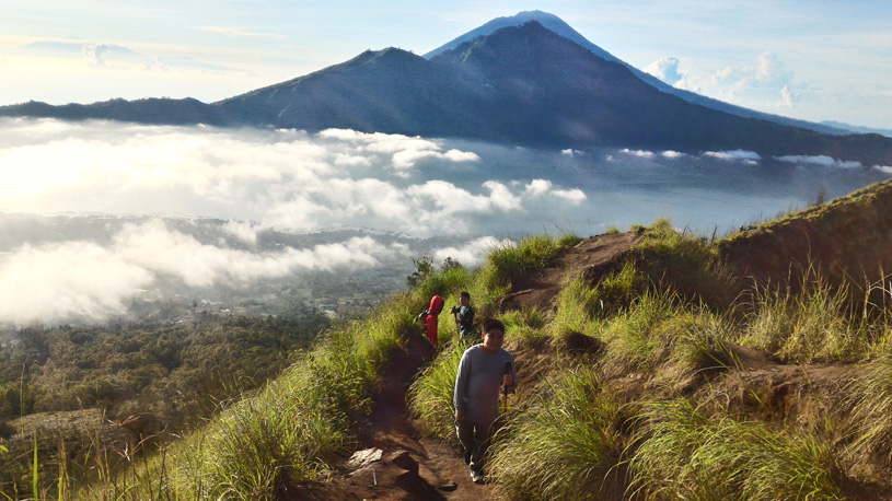 Mount Batur sunset trek
