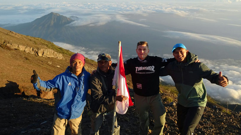 Mount Agung Trekking via Pasar Agung temple,Mount agung Trekking. Mount Agung Sunrise Trekking
