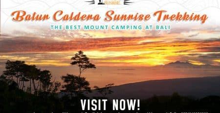 Batur Batur Caldera Sunrise Trekking