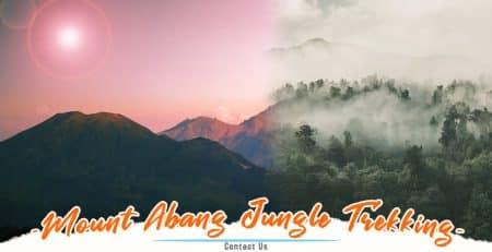 Mount Abang Jungle Trekking