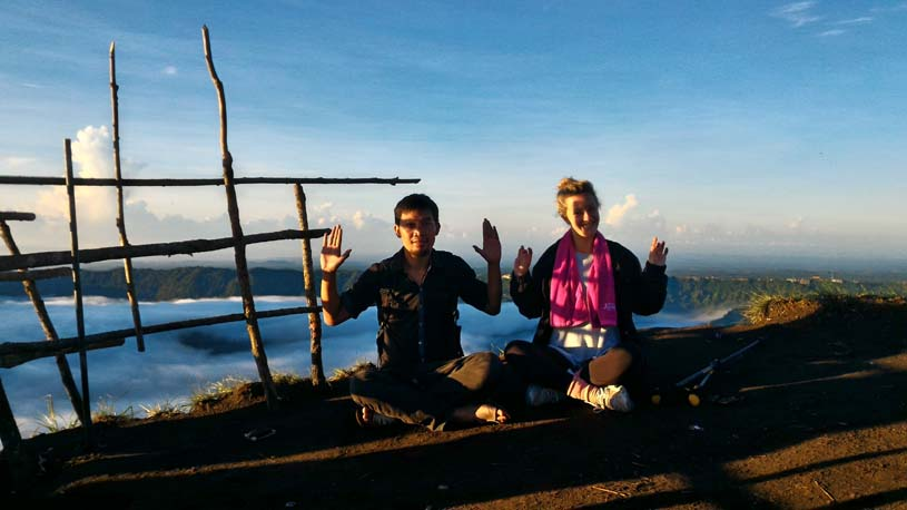 Jero mount batur trekking guide