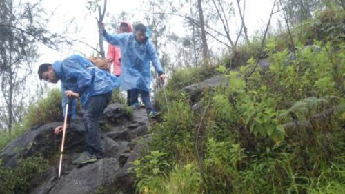 Mount Agung Trekking Difficulty