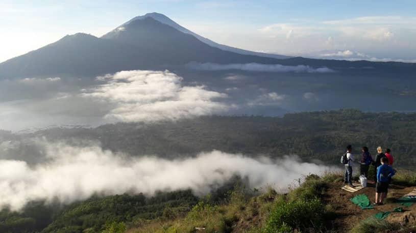 Mount batur sunrise trekking Ubud