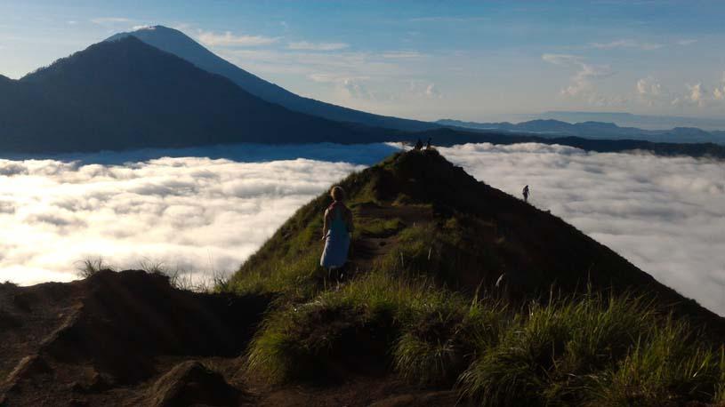 Mount Batur Trekking Difficulty
