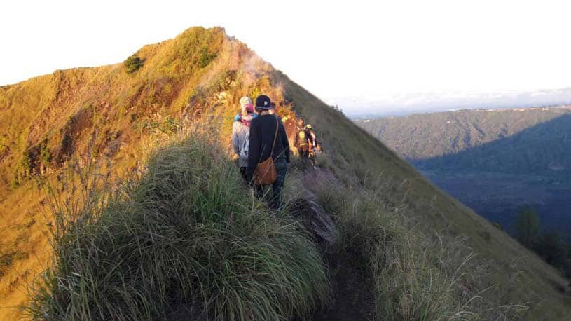 Is it Safe to Climb Mount Batur