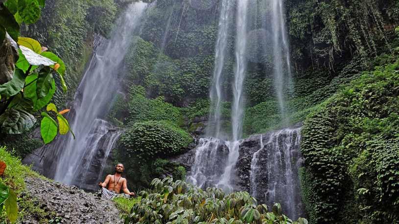 Bali Jungle Trekking Mount Batur Sunrise Trekking