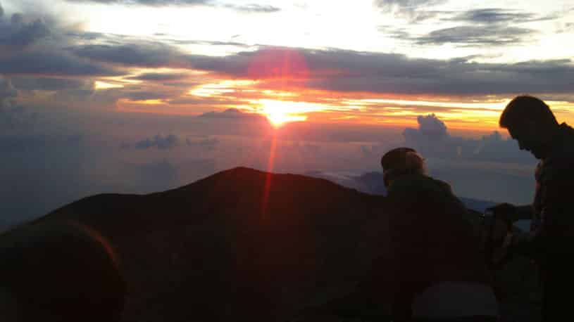 Climbing Mount Agung Without a Guide