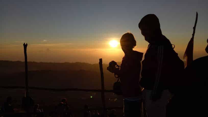 Experiences Climbing Mount Batur