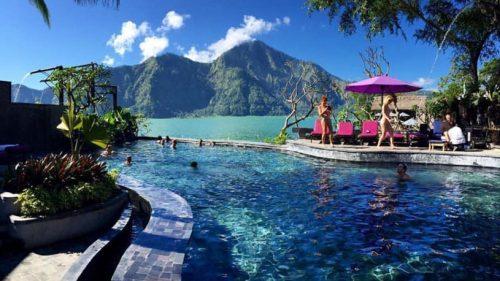 Batur Natural Hot Spring entrance Fees