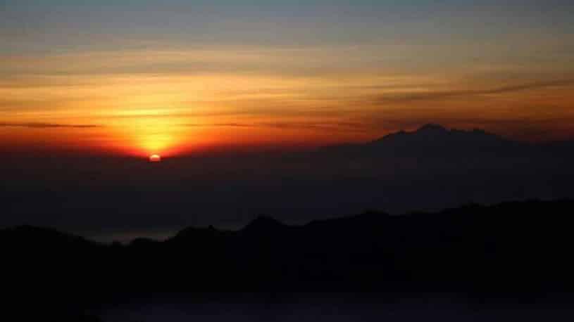 Sunrise Trek up to Mount Batur Kintamani