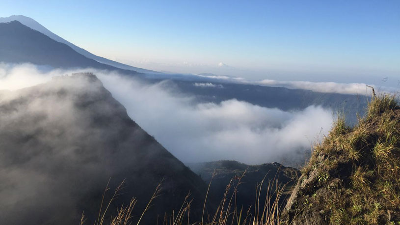 Sunrise Trek up to Mount Batur Kintamani